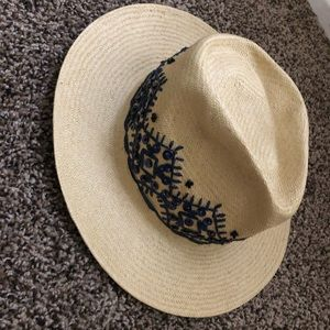 tory burch panama hat
